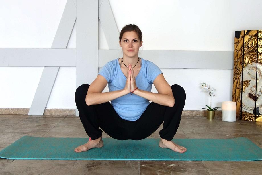 malasana yogtemple - Yoga Asana Glossary