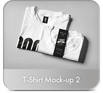 T-Shirt Mock-up - 206
