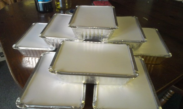 freezer pack dinners