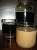 coffee kefir