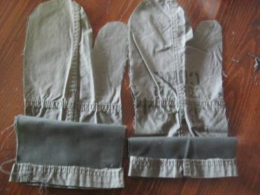 diy kitchen linens and oven mitts