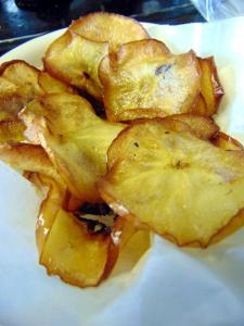 deep fried apples