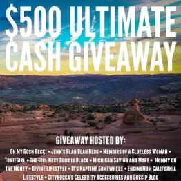 June Ultimate Cash $500 Paypal Giveaway