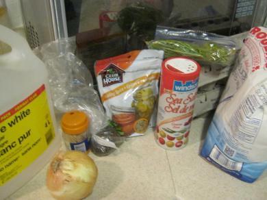 Pickled Egg Ingredients