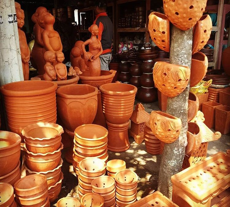 Kasongan, Tourism Village of Pottery Craft
