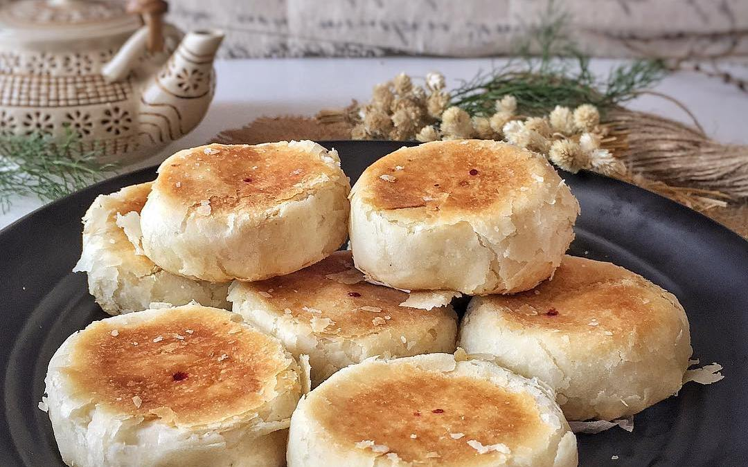 Bakpia Yogyakarta which is famous for its delicious taste
