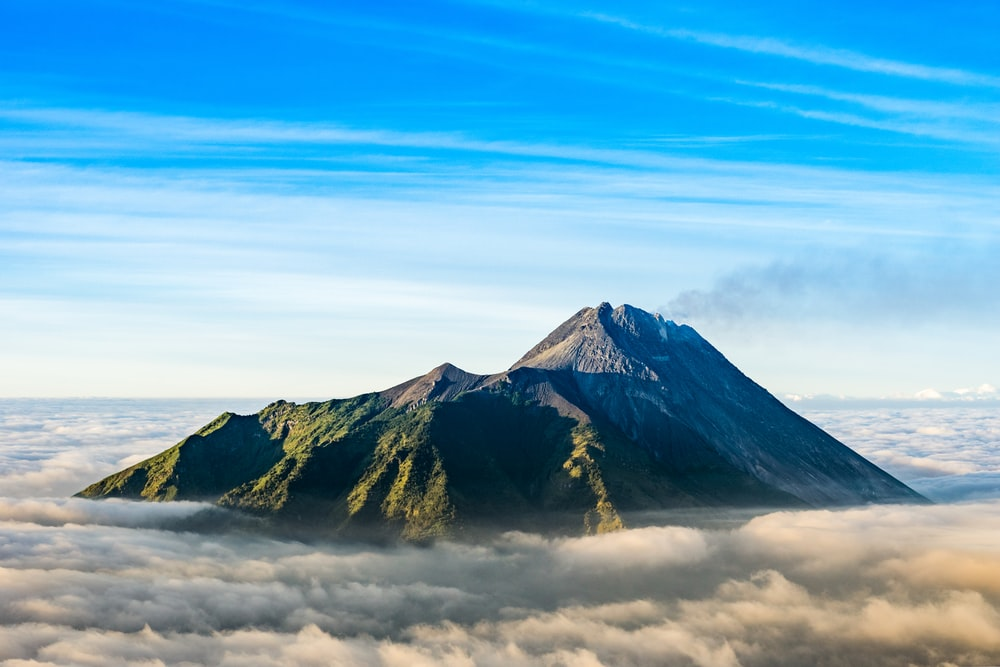 Mount Merapi Yogyakarta, The Most Active Mountain in Indonesia