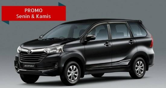 Pricelist Harga Promo Rental Mobil Yogyaku