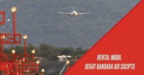 Rental Mobil Bandara Adi Sucipto