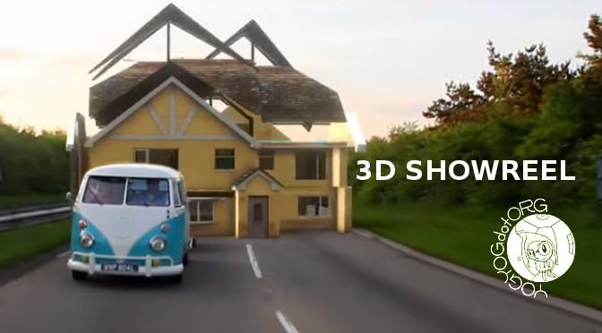 3D Showreel