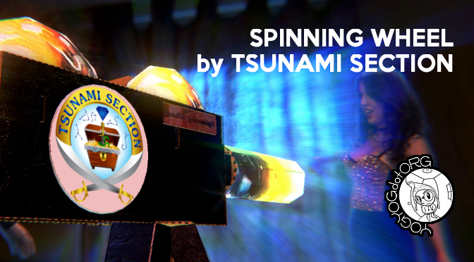 Spinning Wheel by Tsunami Section