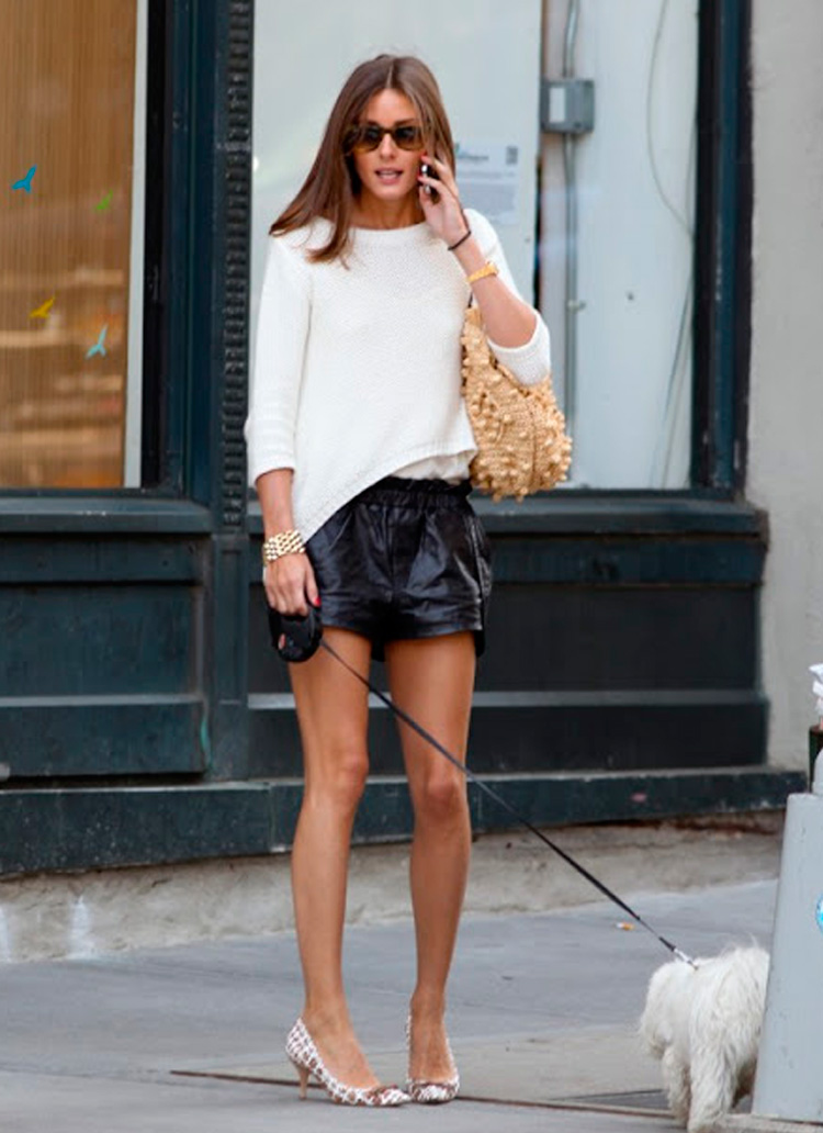 get-the-look-Olivia-Palermo-shorts-negros-1