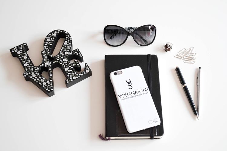 carcasa personalizada iphone yohanasant