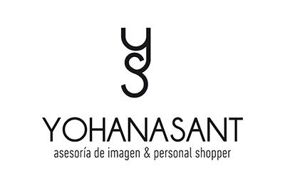 logo footer yohanasant personal shopper asturias