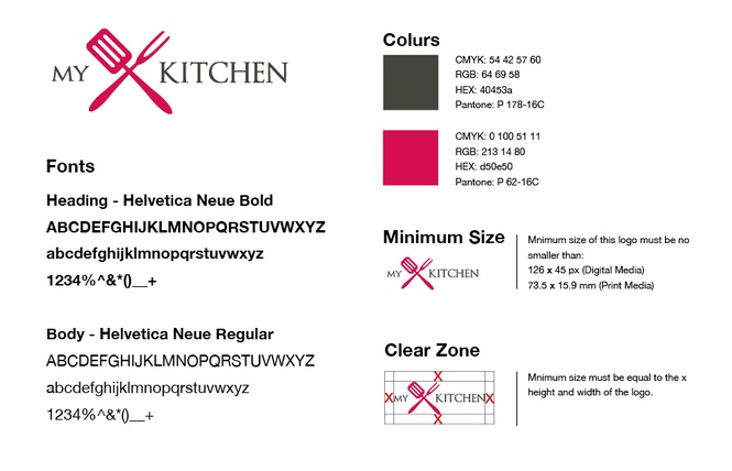 Logo Size and Placement 2 - Creating a Style Guide