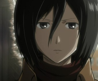 Mikasa Ackerman - Shingeki no Kyojin (Attack on Titan)