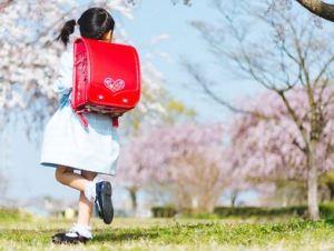 小学生の女の子