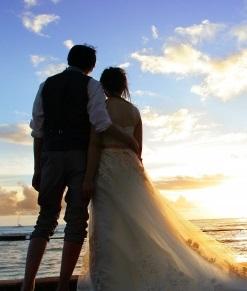 小さな結婚式 グアム