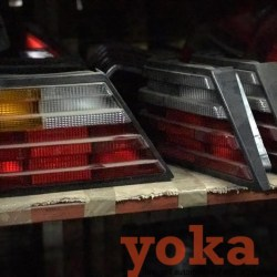 W124_Taillights