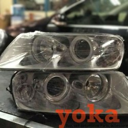 2005 Touareg Headlights