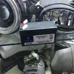 W221 AC Pump