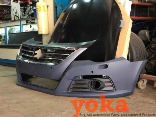 VW Passat CC Front Bumper