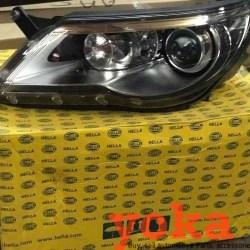 VW Tiguan Headlight Left