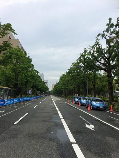 横浜バイクコース