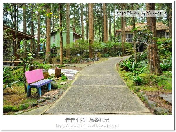 溪頭童話森林-明山森林會館