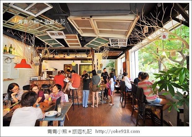 台北咖啡廳》樹樂集treellage咖啡~臨圓山捷運站