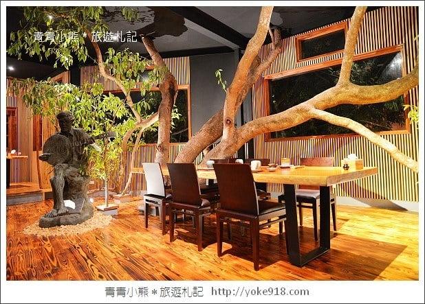 埔里美食》雕之森手創料理樹屋餐廳~在樹屋裡用餐
