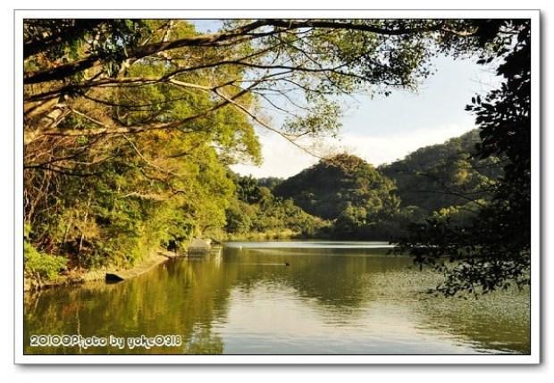 桃園旅遊景點》美麗の湖光山色.兩蔣文化園區