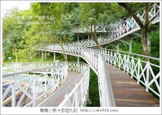 嘉義新景點》天空走廊/花仙子步道.超刺激天空步道等你來挑戰(嘉義竹崎公園內)