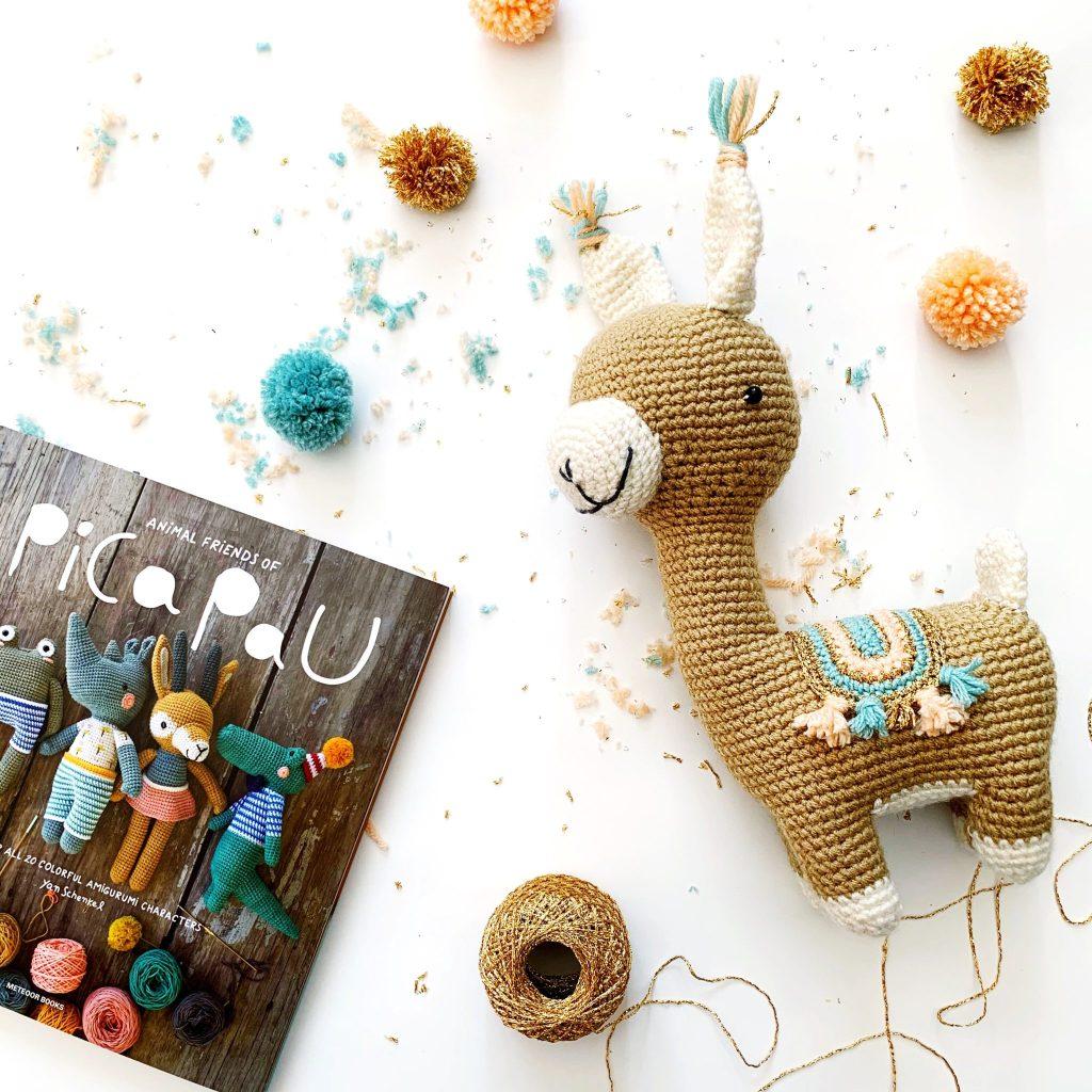 Marcia Alpaca (With images)   Crochet amigurumi, Crochet crafts ...   1024x1024