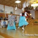本別稲荷神社宵宮祭 兵法舞 2005