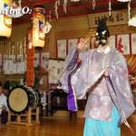 上湯川稲荷神社 2005