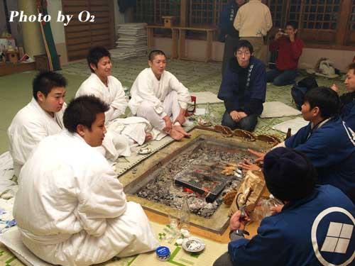 木古内町 寒中みそぎ 2006