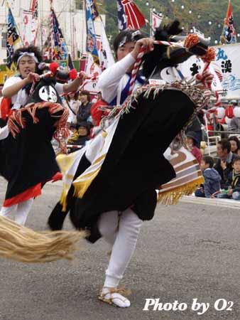函館市 郷土芸能 安浦駒踊り