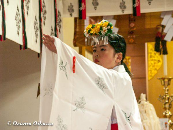 平成20年 函館市 石崎地主海神社 春季例祭 豊栄の舞02