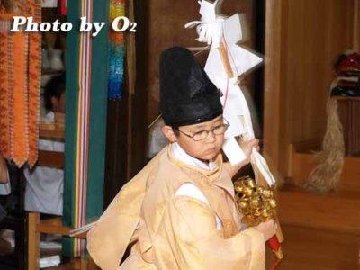 北海道,江差町,姥神大神宮渡御祭,北海道遺産,祭り,神社,平成20年,宵宮祭,神楽舞