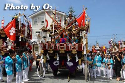 北海道,江差町,姥神大神宮渡御祭,山車,祭り,北海道遺産,下町巡幸,清正山