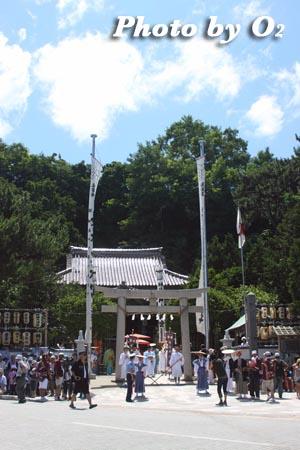 北海道,江差町,姥神大神宮渡御祭,山車,祭り,北海道遺産,上町巡幸