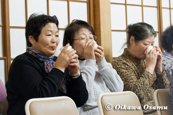 福島町 川濯神社敬神婦人講新年祭 2013