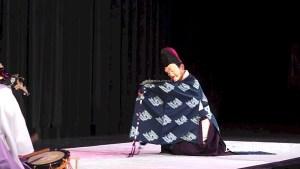 豪華客船 2015 松前神楽 翁舞
