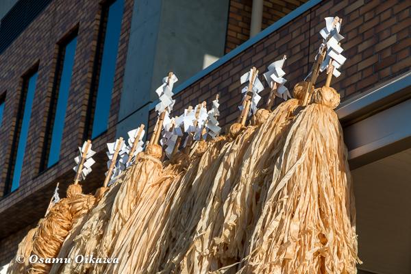 平成29年 青森県弘前市 お山参詣 岩木山神社 レッツウォークお山参詣 準備 御幣