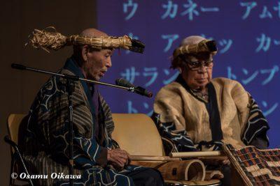 平成30年 平取町 第29回シシリムカアイヌ文化祭 口承文芸 二風谷アイヌ語教室 成人の部