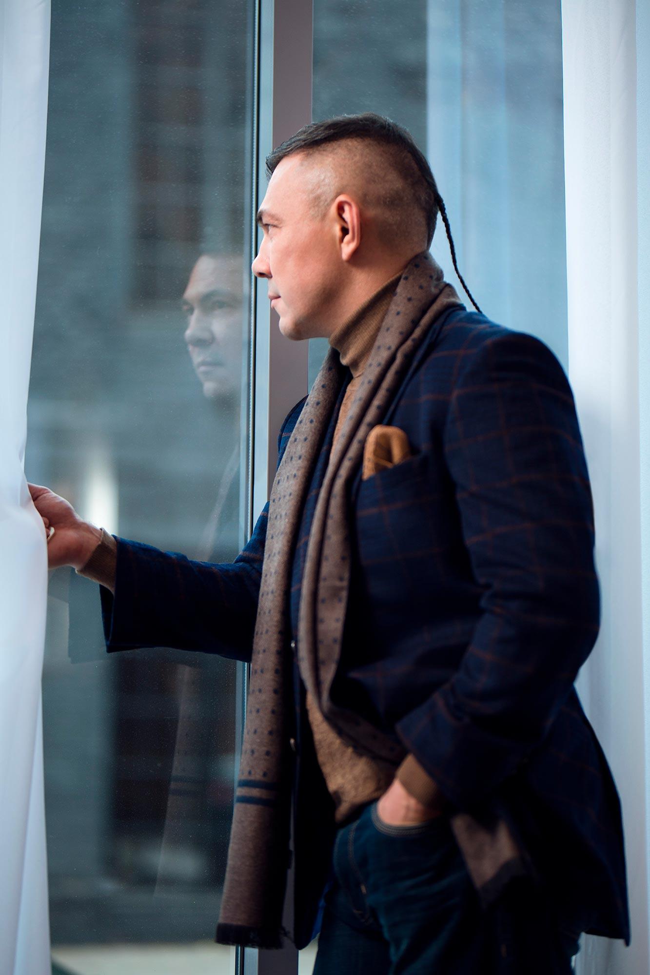 Фотосъемка мужской одежды
