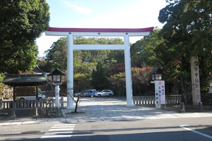 鎌倉宮総門