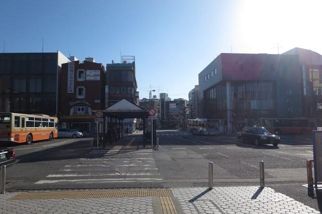 鎌倉駅の改札出口