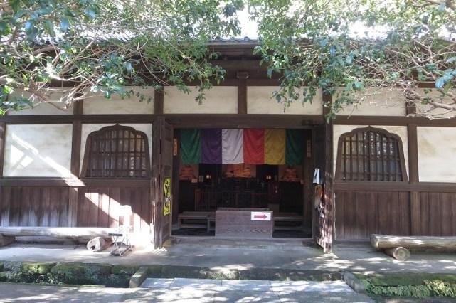 円応寺本堂
